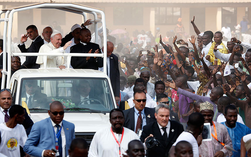 The popes who have visited Africa